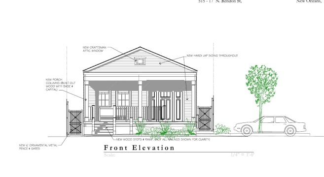 Check Out The Plans for Bayou Wine Garden