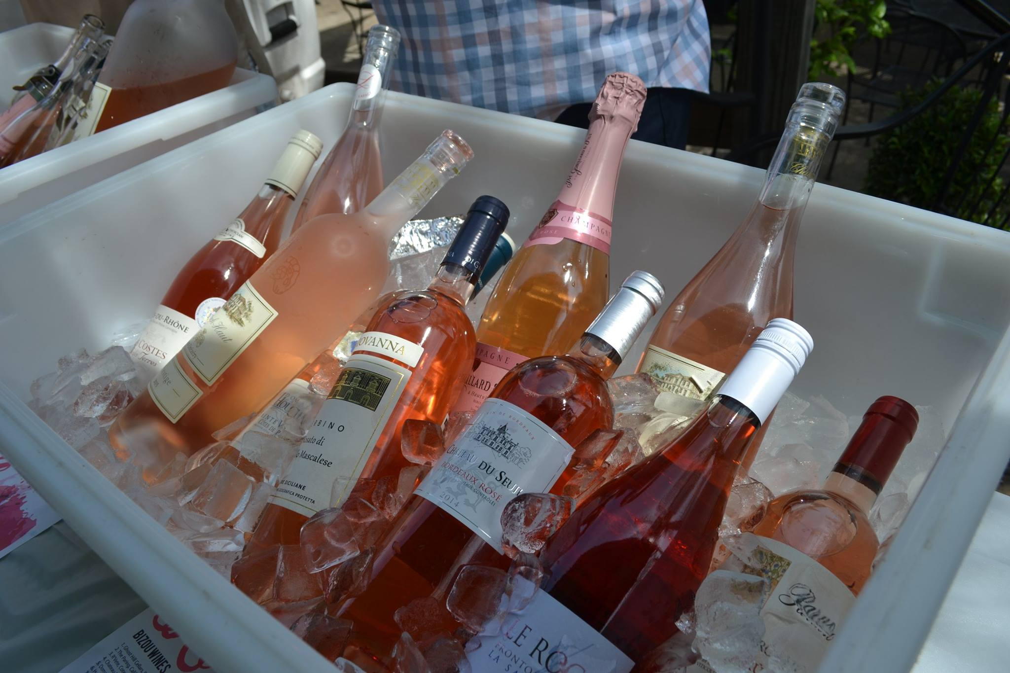 Two Days of Rosé - April 2016