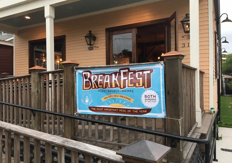 Breakfest is Sold Out Today!