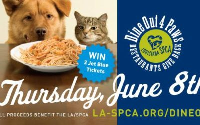 Dine Out 4 Paws 2017