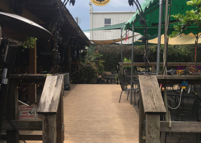 Bridge to Bayou Beer Garden